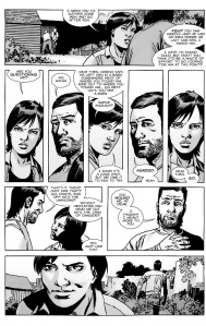 The Walking Dead #131- Maggie lays down the law