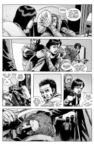 The Walking Dead #131- Marco talks of the dead speaking