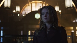 Arkham- Barbara leaves GCPD