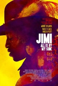 Jimi All Is By My Side- Poster
