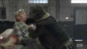 No Sanctuary- Rick attacks