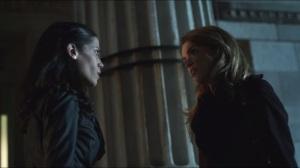 Spirit of the Goat- Barbara confronts Montoya