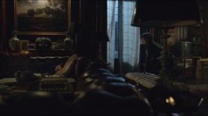 Spirit of the Goat- Selina Kyle sneaks into Wayne Manor