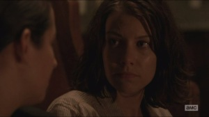 Strangers- Maggie forgives Tara for some reason
