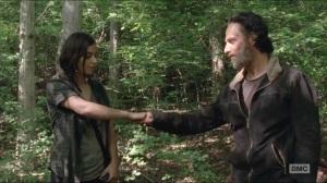 Strangers- Tara and Rick pound it out