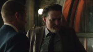 The Balloonman- Bullock and Gordon discuss Cobblepot's death
