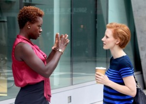 The Disappearance of Eleanor Rigby- Eleanor speaks with Professor Lillian Friedman, played by Viola Davis