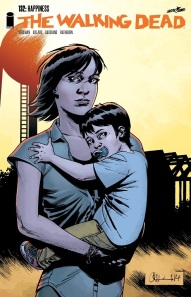 The Walking Dead #132- Cover