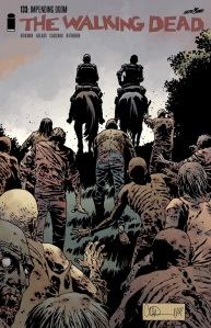 The Walking Dead #133- Cover