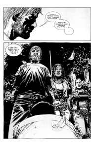 The Walking Dead #65- How to deal with The Hunters