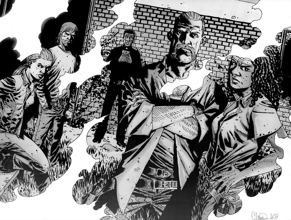 "A Look at The Walking Dead- Season 5, Episode 3: ""Four ..."