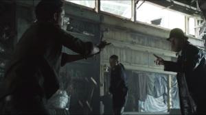Viper- Bullock and Gordon confront Benny