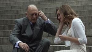Viper- Falcone and Liza listen to music