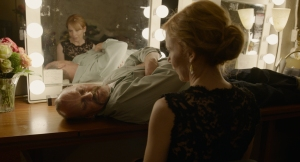 Birdman- Mike and Sylvia, played by Amy Ryan