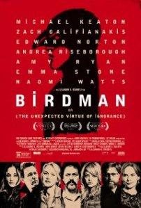 Birdman- Poster