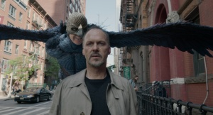 Birdman- Riggan followed by The Birdman