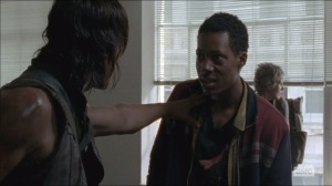 Consumed- Daryl asks Noah about Beth
