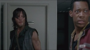 Consumed- Noah tells Carol and Daryl that Beth helped him escape the hospital