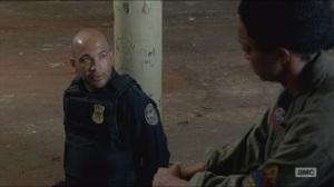 Crossed- Bob tells Sasha about Tyler