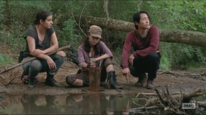 Crossed- Rosita filters water and tells her story
