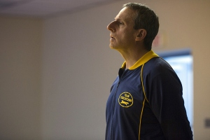 Foxcatcher- Carell's nose