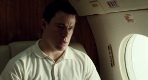 Foxcatcher- Mark on plane