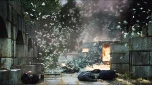 Harvey Dent- Explosion
