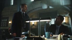 Penguin's Umbrella- Gordon asks for some arrest warrants