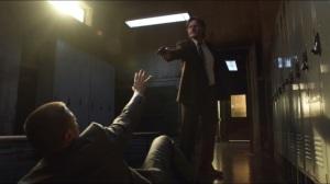 Penguin's Umbrella- Harvey confronts Jim about not killing Penguin