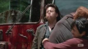 Self-Help- Abraham punches Eugene