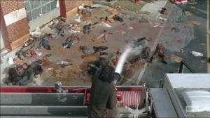Self-Help- Eugene blasts the walkers