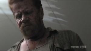 Self-Help- Flashback, Abraham beats man to death