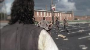 Self-Help- Flashback, Abraham saves Eugene
