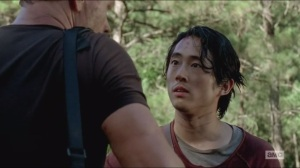 Self-Help- Glenn reminds Abraham that they are going with him