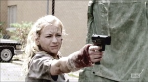 Slabtown- Beth shoots