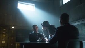 The Mask- Bullock and Gordon interrogate Adams