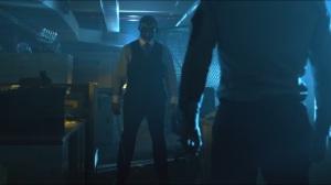 The Mask- Gordon prepares to fight Black Mask