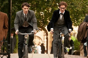 The Theory of Everything- Biking