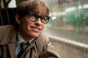 The Theory of Everything- Eddie Redmayne as Stephen Hawking