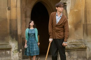 The Theory of Everything- Stephen and Jane play croquet