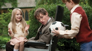 The Theory of Everything- Stephen plays with kids