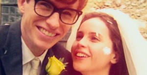 The Theory of Everything- Wedding