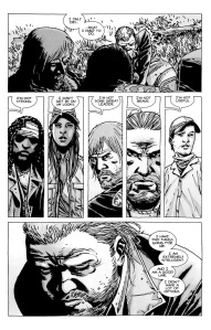 The Walking Dead #67- Eugene is a good liar