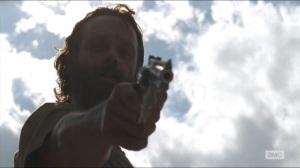 Coda- Rick about to kill Bob