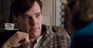 The Imitation Game- Alan with Joan