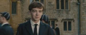 The Imitation Game- Young Alan Turing, played by Alex Lawther