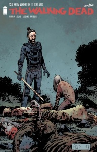 The Walking Dead #134- Cover
