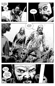 The Walking Dead #134- They call them The Whisperers