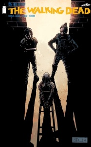 The Walking Dead #135- Cover