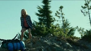 Wild- Cheryl Strayed, played by Reese Witherspoon, screams